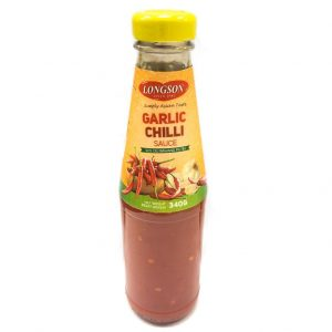 Garlic Chilli Sauce 340gm